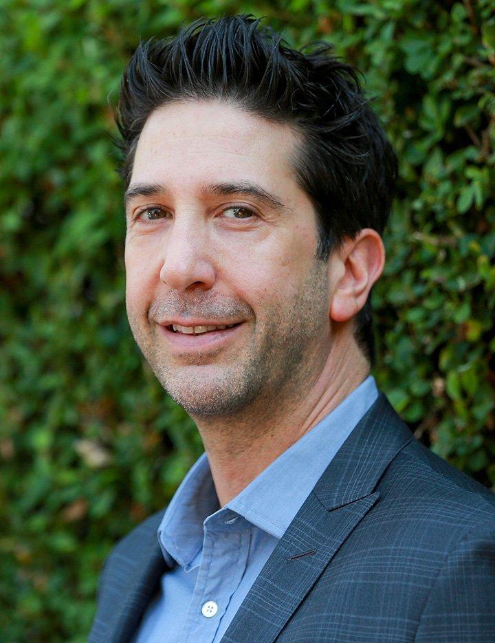 David Schwimmer. I Image: Getty Images.