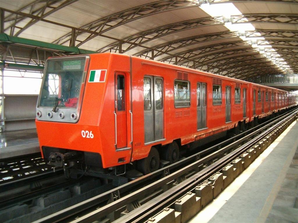 La Línea 1 del metro empezó sus operaciones el 4 de septiembre de 1969.| Fuente: Wikipedia
