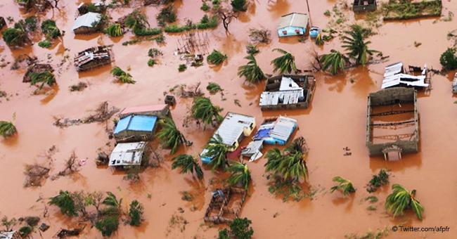 Mozambique : Le cyclone Idai a fait plus de 400 morts