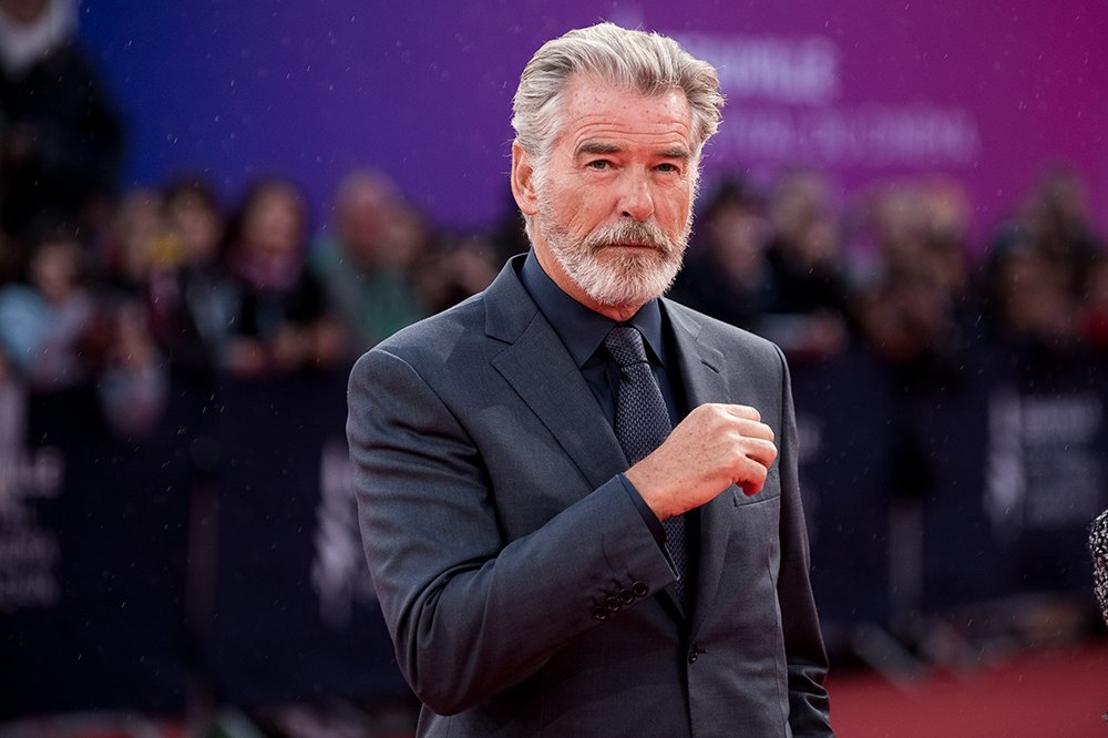 Pierce Brosnan at the Opening Ceremony of the 45th Deauville American Film Festival Deauville, France in September 2019. I Image: Getty Images.