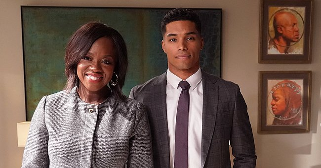 Viola Davis Proudly Celebrates 'How to Get Away with Murder' Co-star Rome Flynn's Birthday