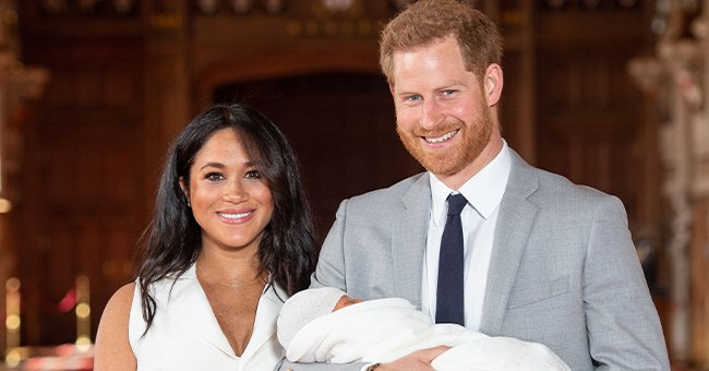 Meghan Markle Hints That Race May Have Played a Part in Her Son Archie Not Being Named a Prince