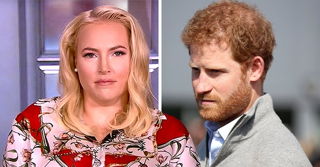 Meghan McCain Blasts Prince Harry for Calling the First Amendment Bonkers