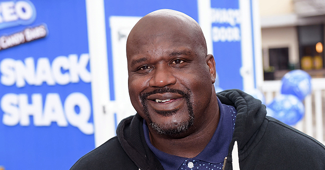 Shaquille O'Neal's Cryptic Response after Trying to Kiss Ex Shaunie in Pics