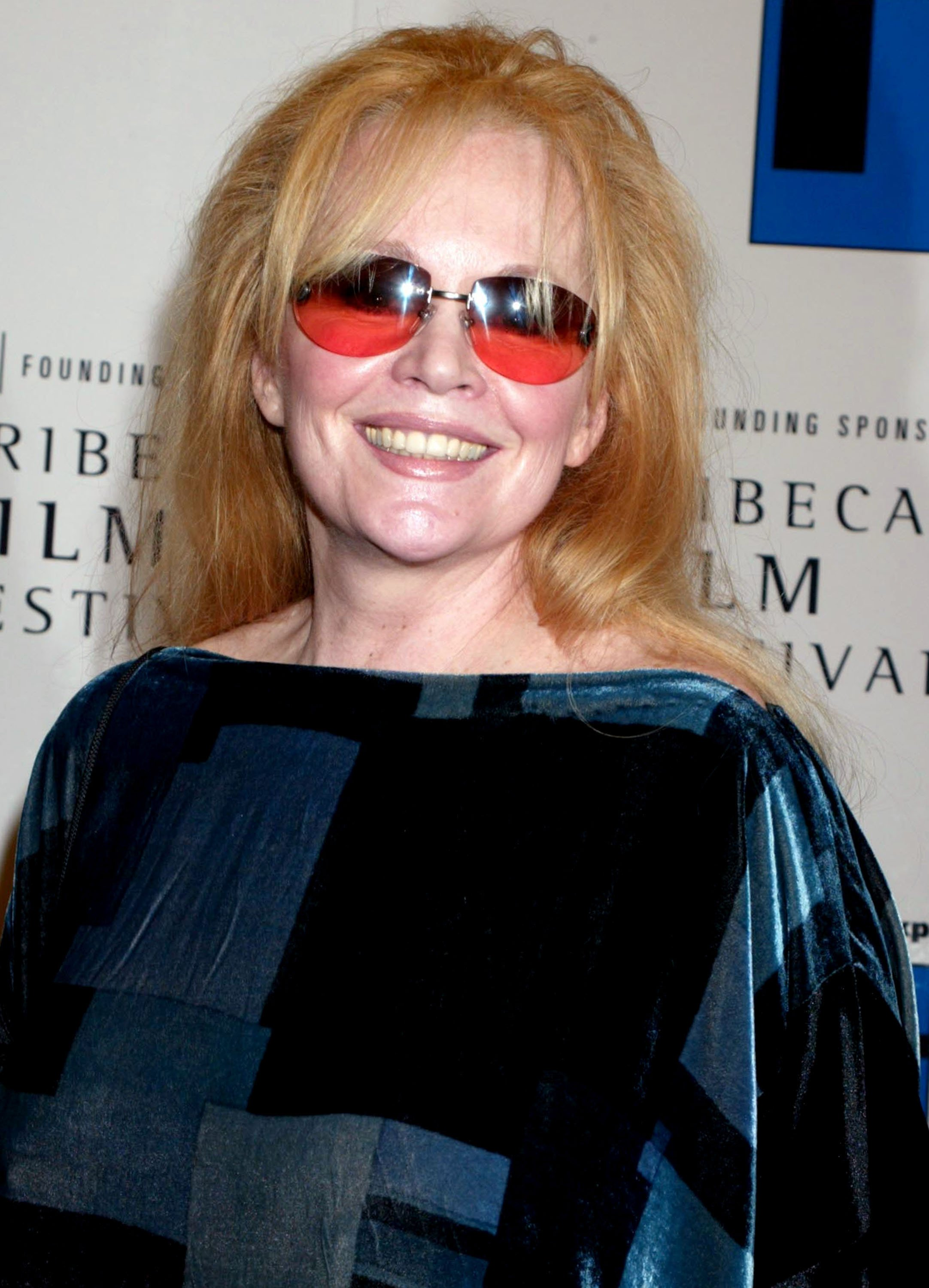Tuesday Weld at the 2003 Tribeca Film Festival, New York. | Source: Getty Images