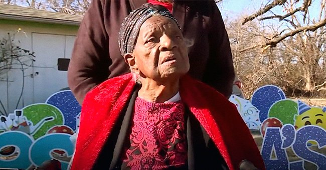 103-Year-Old Woman Survives COVID-19 & Is Surprised with a Birthday Parade — See the Video