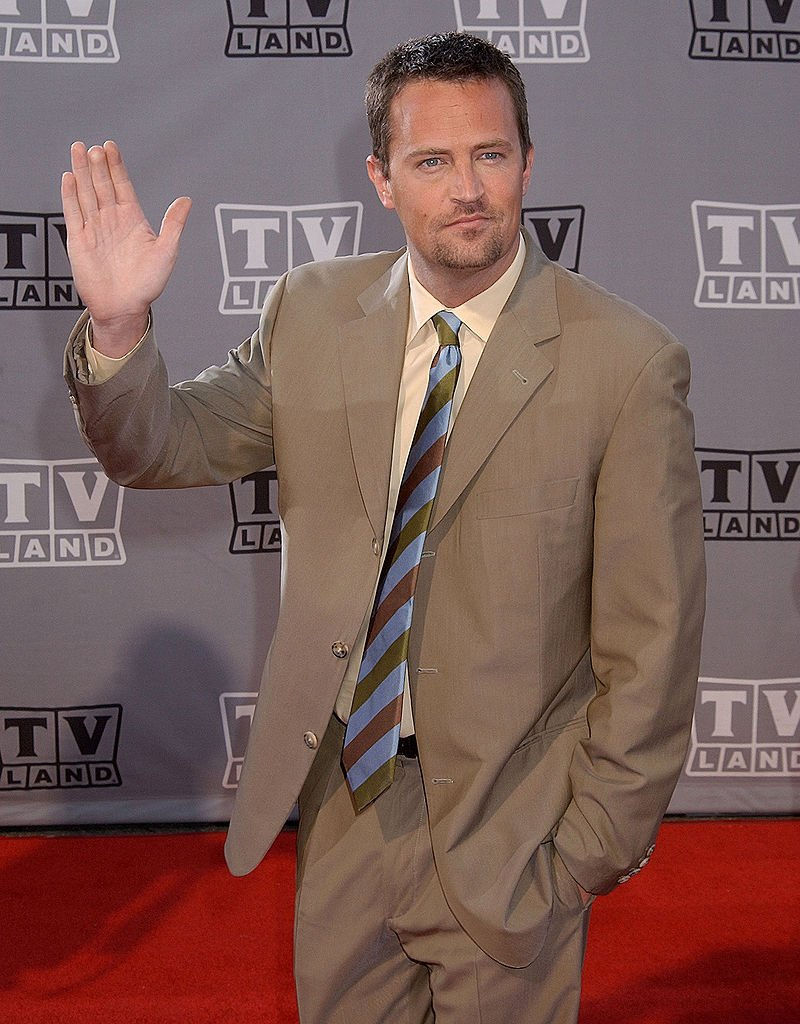 L'acteur Matthew Perry. | Photo : Getty Images