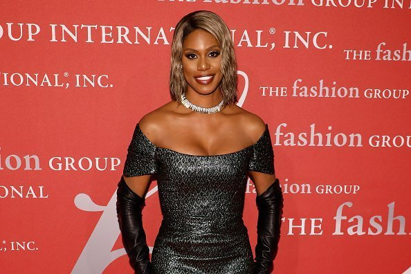 Laverne Cox attends Fashion Group International's 2019 Night of Stars on October 24, 2019 | Photo: Getty Images