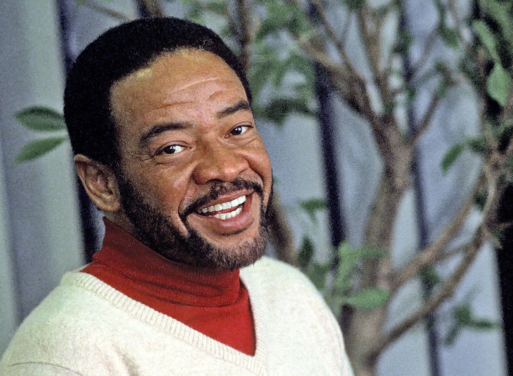 Singer/songwriter Bill Withers poses for a portrait session in 1985   Photo: Getty Images