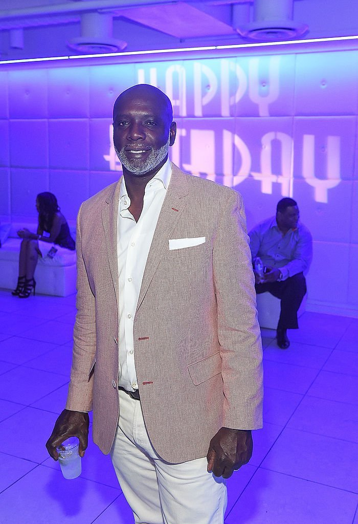 Peter Thomas attends Keith Sweat Birthday Celebration at Fuego Lounge in Duluth, Georgia | Photo: Getty Images