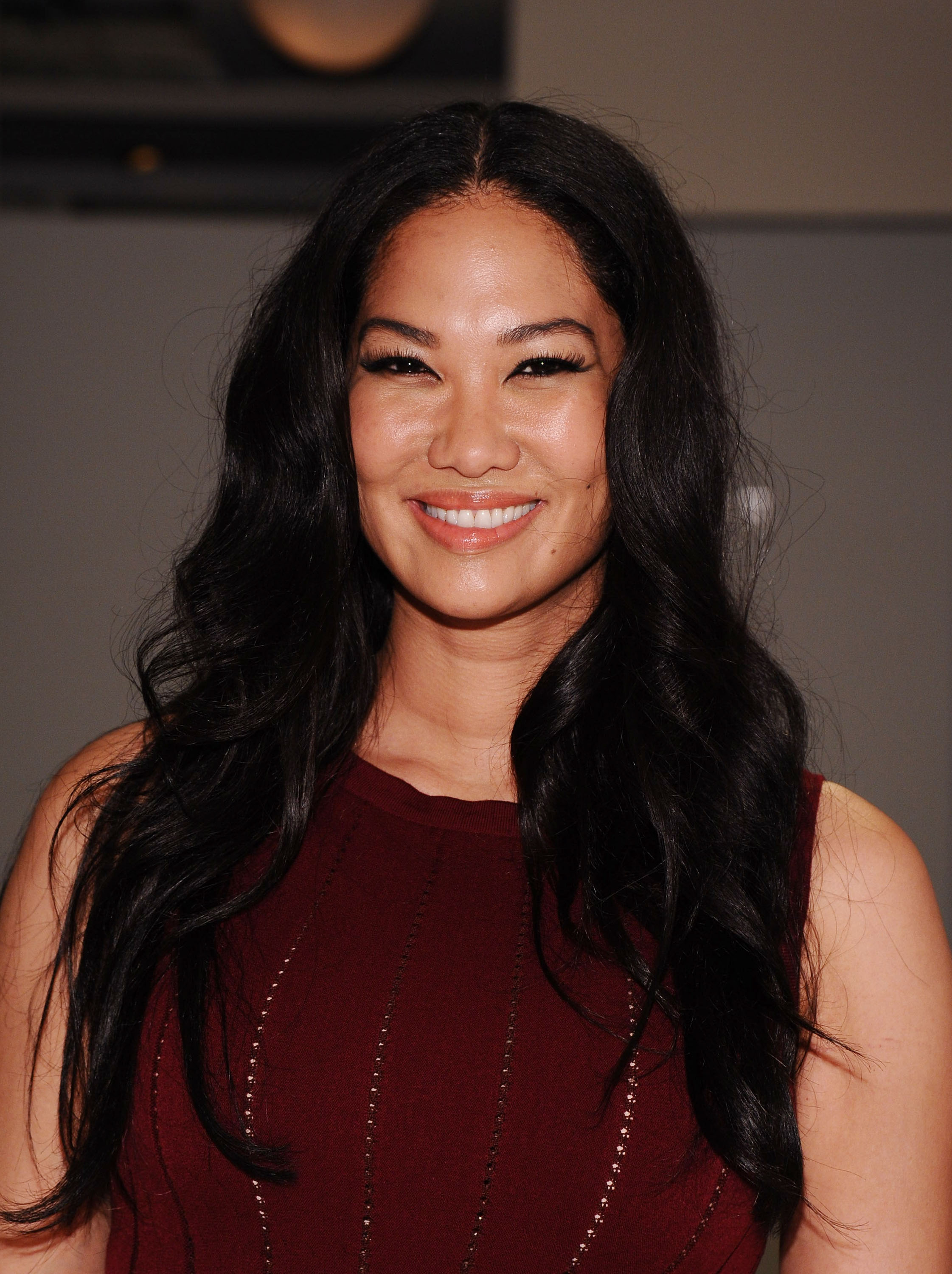 Kimora Lee Simmons at the Argyleculture By Russell Simmons fashion show during Mercedes-Benz Fashion Week in September 2014. | Source: Getty Images