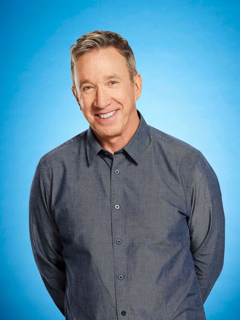 """Tim Allen pictured during season 7 of """"Last Man Standing."""" 