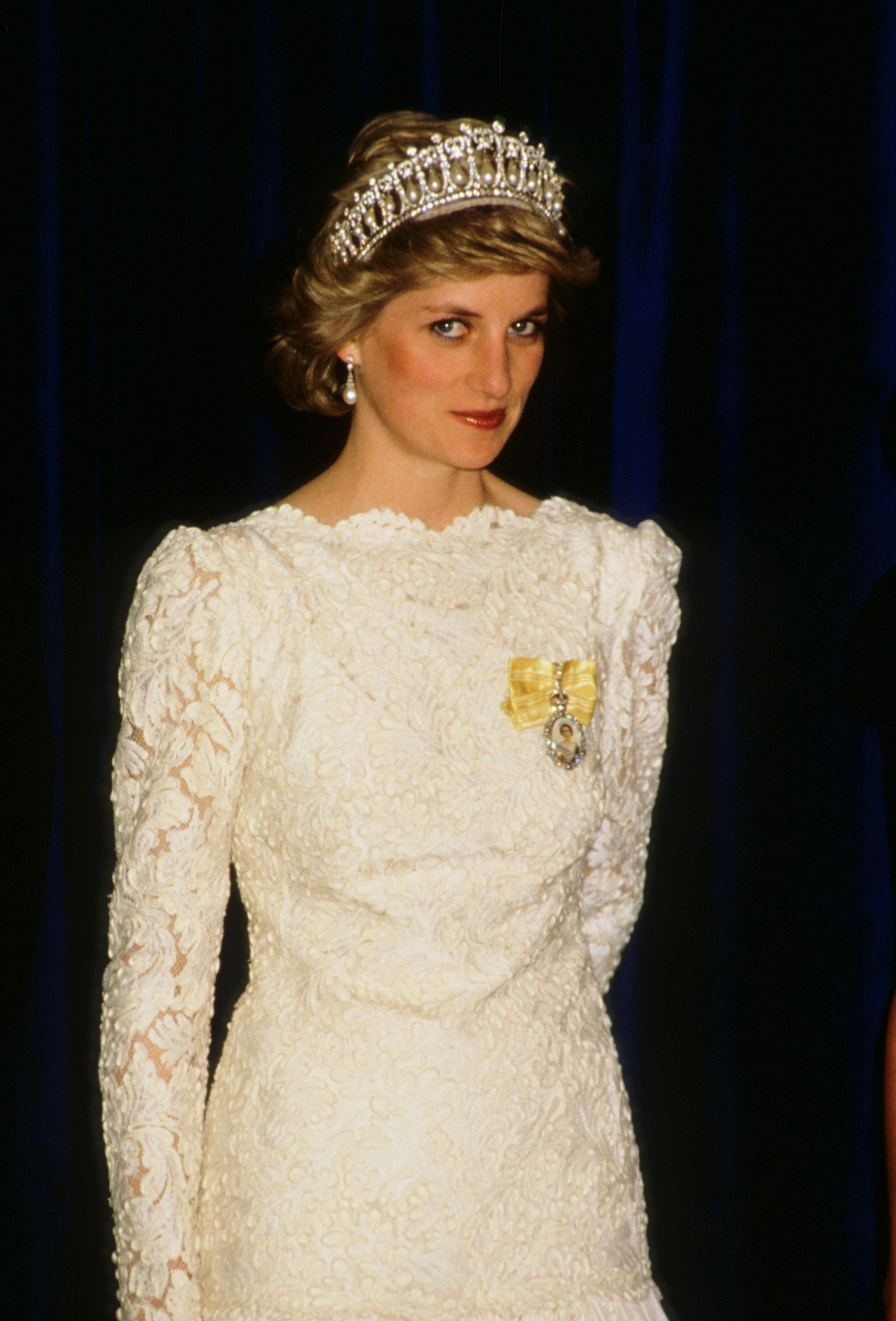 Princess Diana in Vancouver on May 3, 1986   Photo: Getty Images