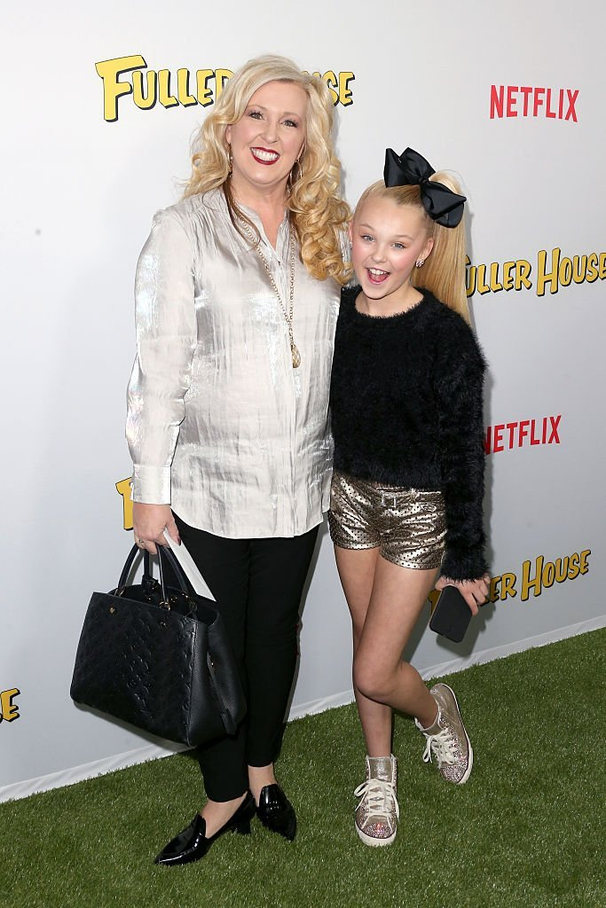 Jessalynn and JoJo Siwa. I Image: Getty Images.