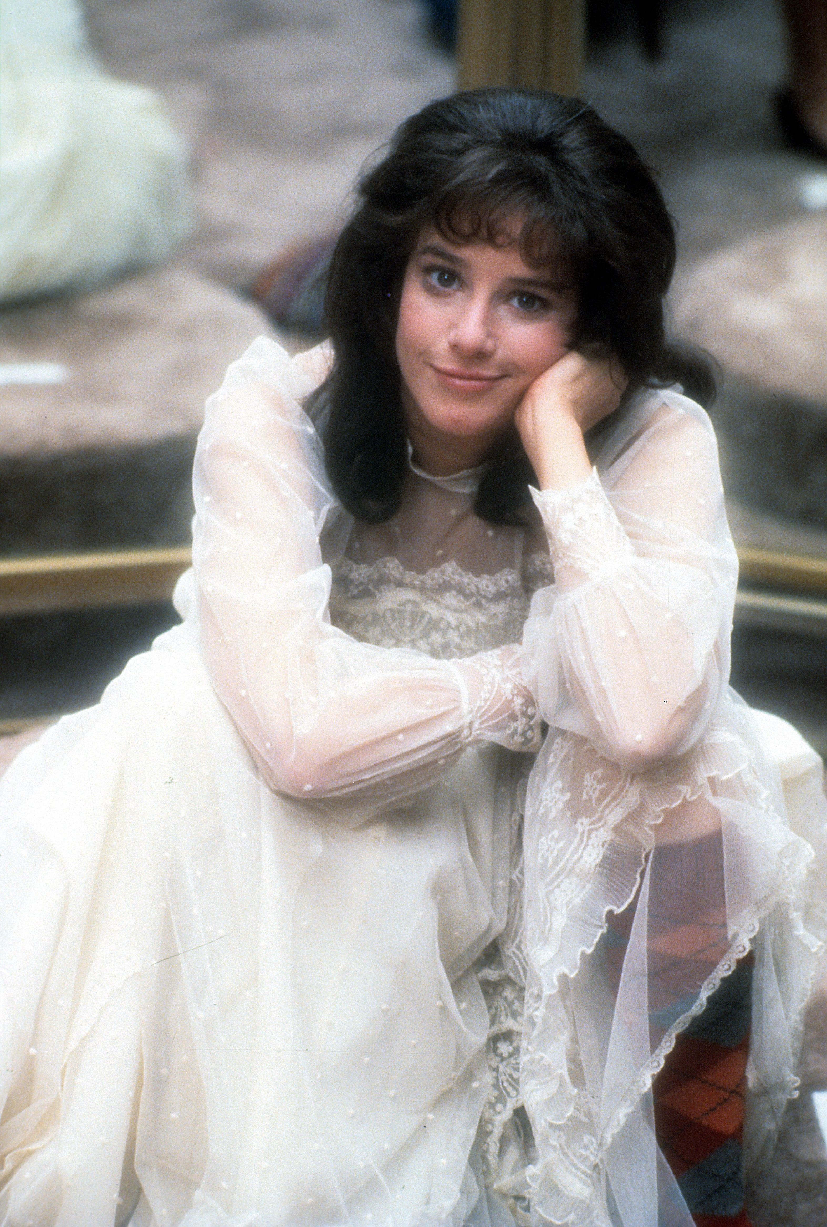 """Debra Winger in a scene from the film """"Terms of Endearment,"""" circa 1983. 