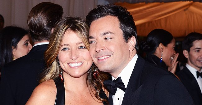 Jimmy Fallon Says Wife Nancy Juvonen Inspired Him to Broadcast from Home