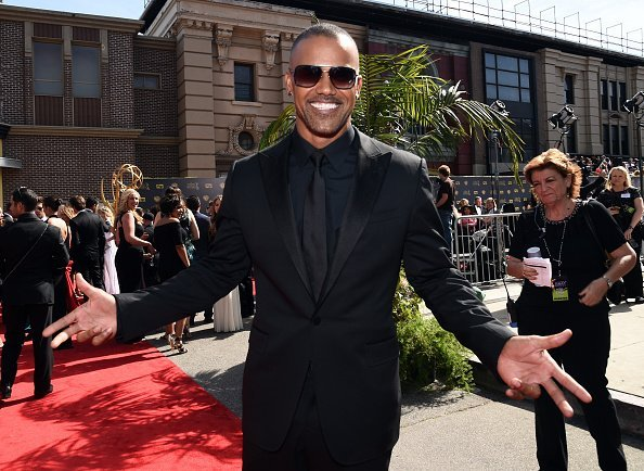 Shemar Moore, The 42nd Annual Daytime Emmy Awards, Burbank, 2015 | Quelle: Getty Images