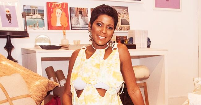 Tamron Hall Reveals Why She Kept Her Pregnancy a Secret