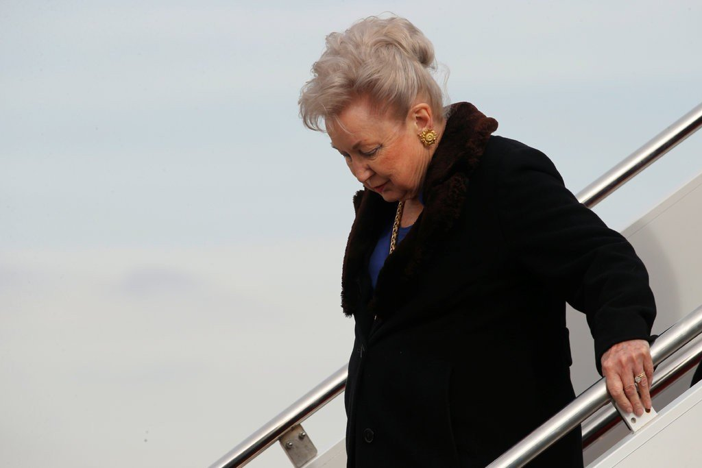 Maryanne Trump Barry | Photo: Reuters/Jonathan Ernst