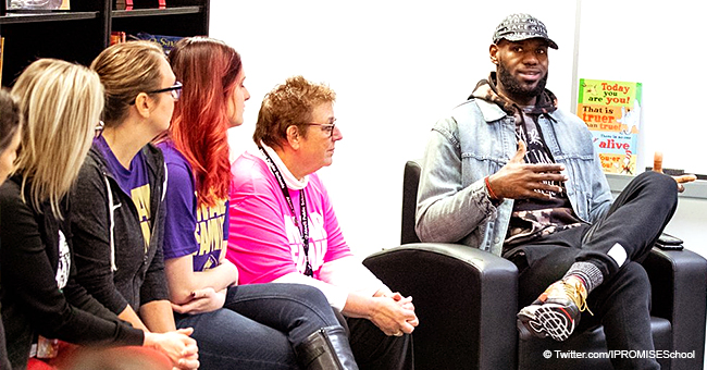 LeBron James' I Promise School Achieves 'Extraordinary' Results