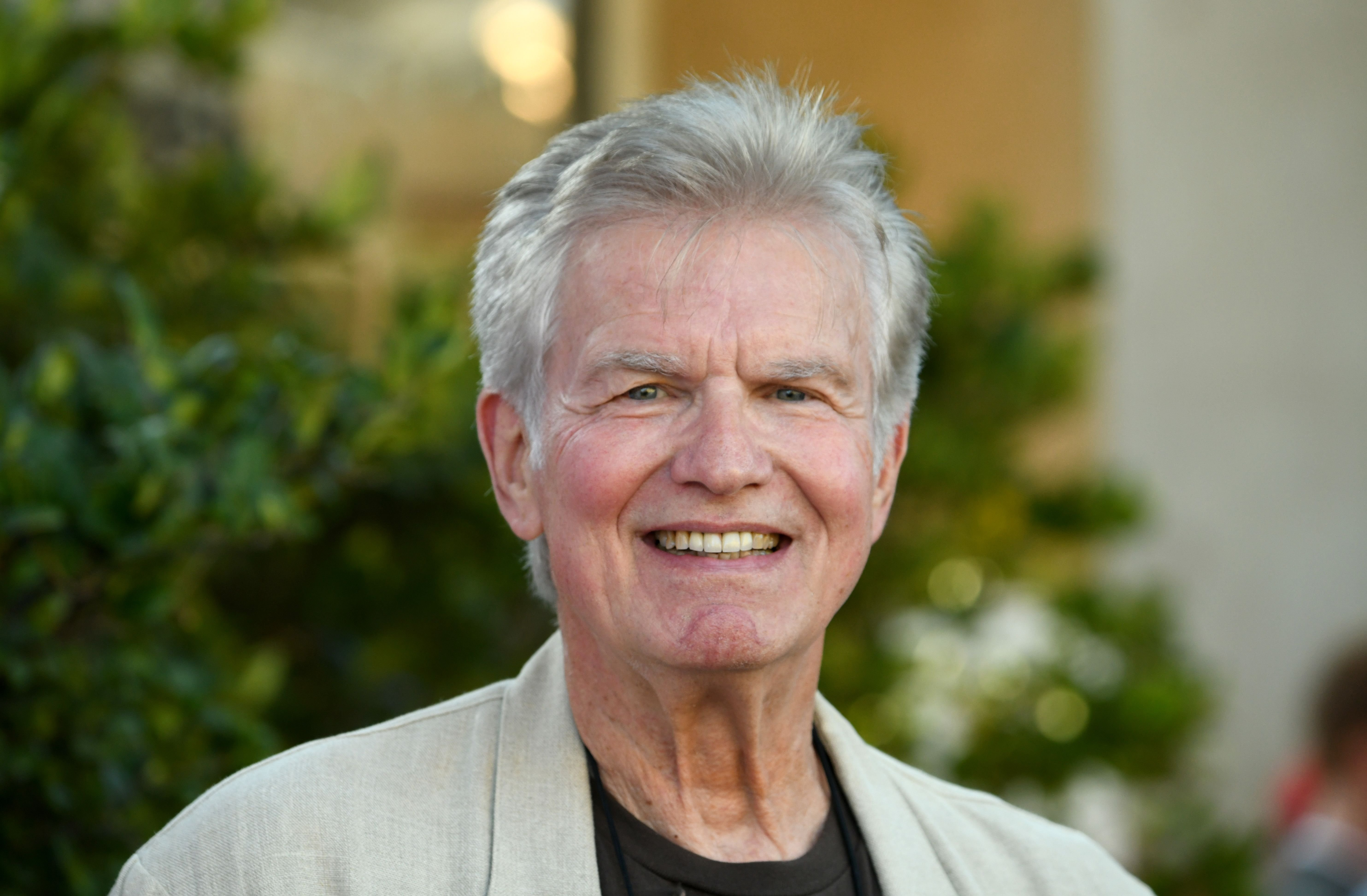 Kent McCord at the 2019 Festival of Arts Celebrity Benefit Event on August 24, 2019 | Photo: Getty Images