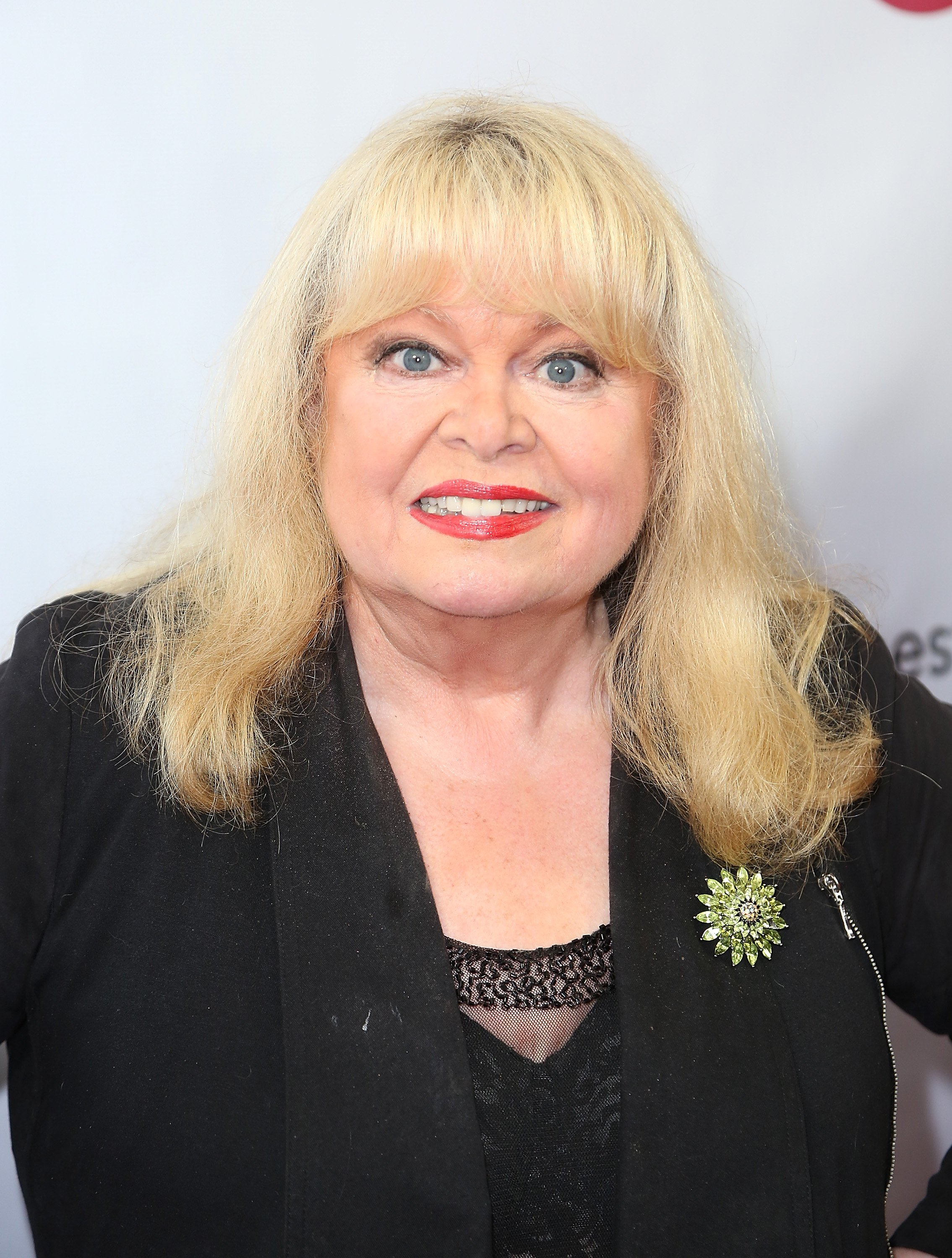 "Sally Struthers at Lifetime's ""Christmas Harmony"" Premiere at Harmony Gold Theater on November 7, 2018 