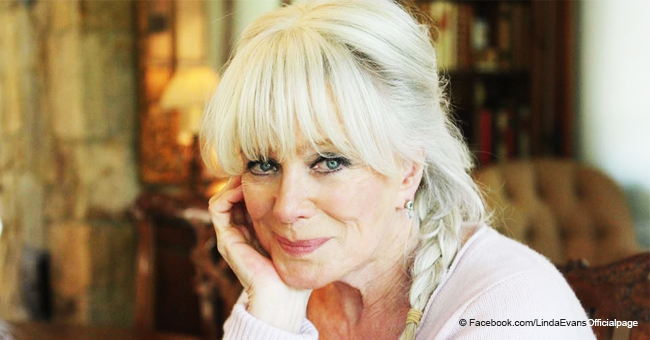 Linda Evans Looks Sensational in a New Photo She Shared with Fans