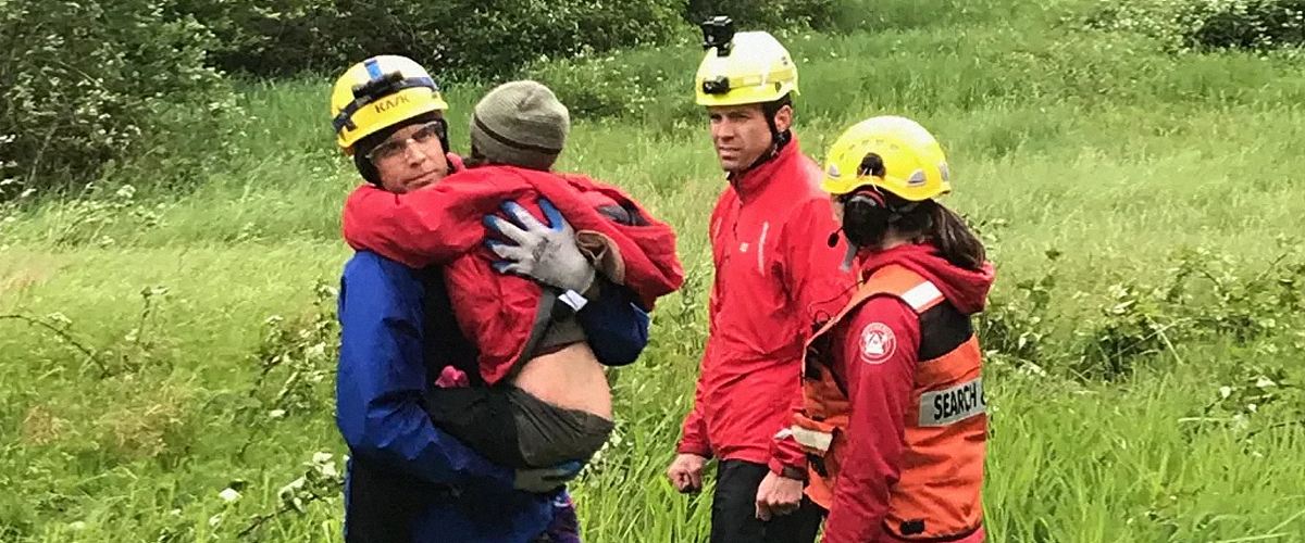 Girl, 6, & Her Brother, 7, Rescued After Spending the Night Alone on Canadian Mountain