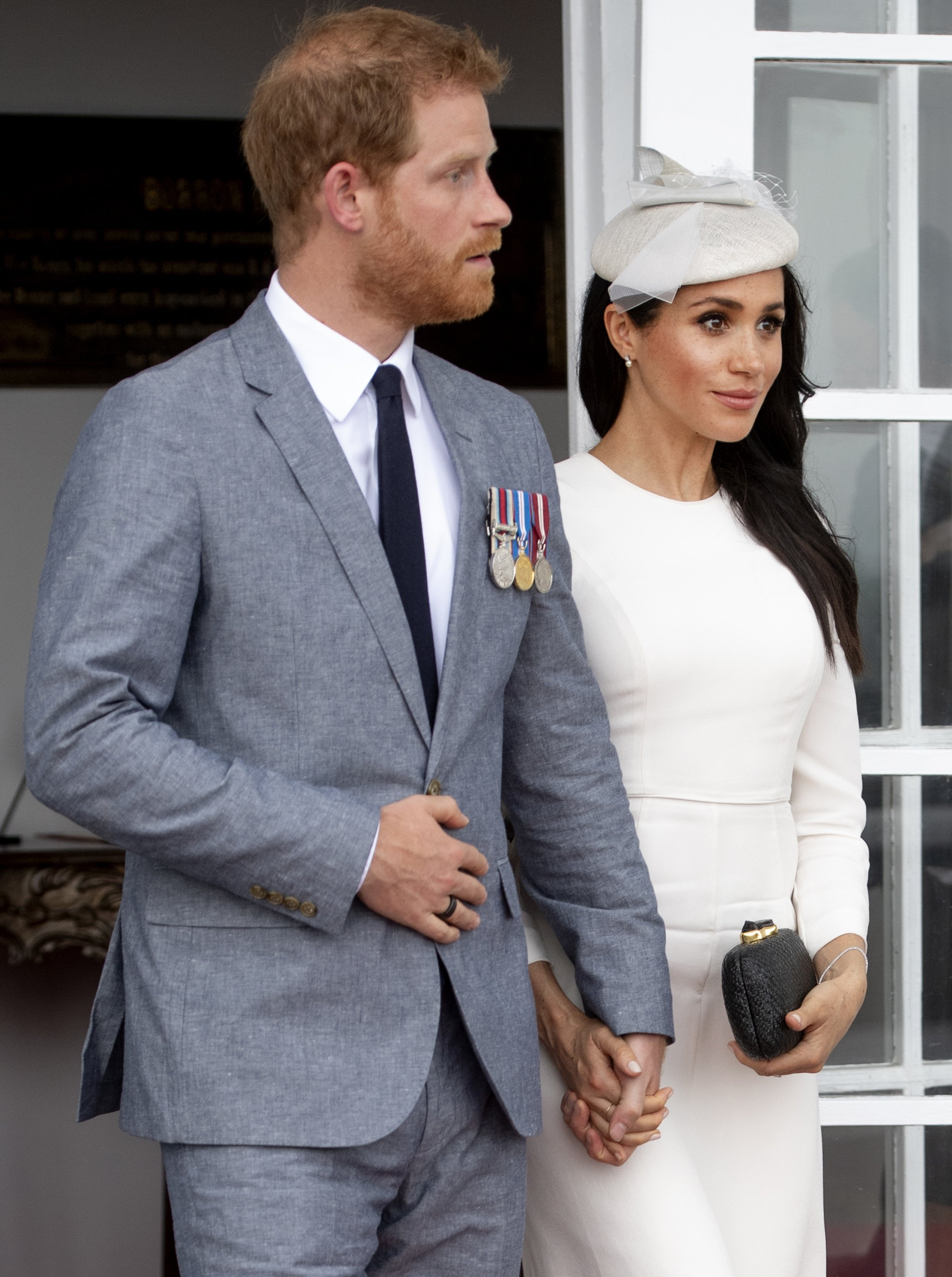 Duchesse Meghan et Prince Harry | Photo : Getty Images