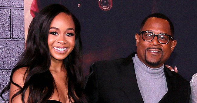 Martin Lawrence of 'Bad Boys' Fame Is a Proud Dad as He Celebrates Daughter Jasmine on Her 24th Birthday