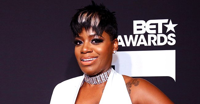 See Stunning Photo of Fantasia Barrino Flaunting Her Curvy Figure in a Skintight Sequin Dress