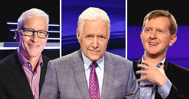 Anderson Cooper & More — List of Possible Candidates to Replace Alex Trebek on 'Jeopardy!'