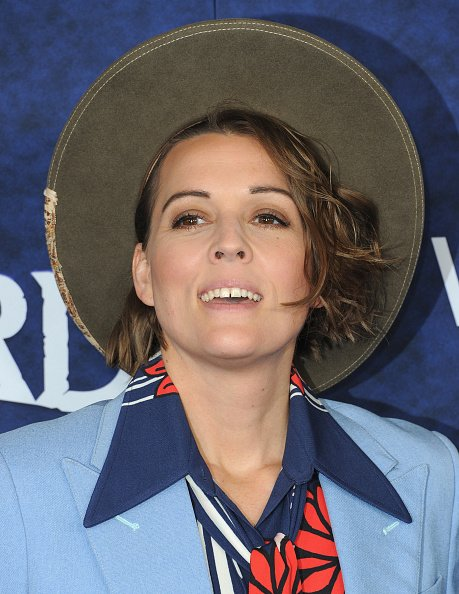 Brandi Carlile at the El Capitan Theatre on February 18, 2020 in Hollywood, California. | Photo: Getty Images