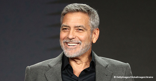 George Clooney, 'The Most Handsome Man in the World,' Got His Beauty from Both Parents