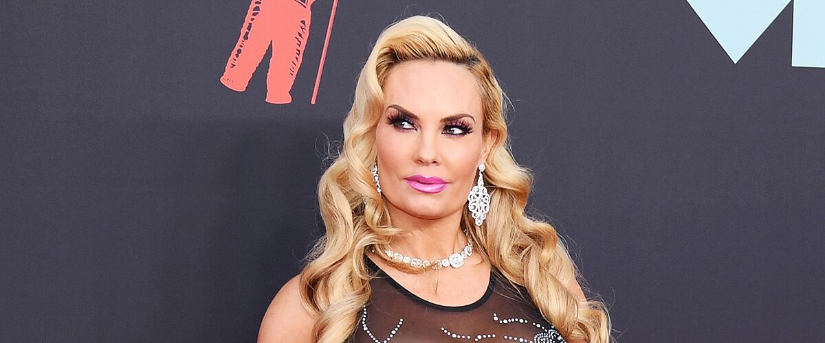 Ice-T's Wife, Coco Austin Stuns in Semi-sheer Dress