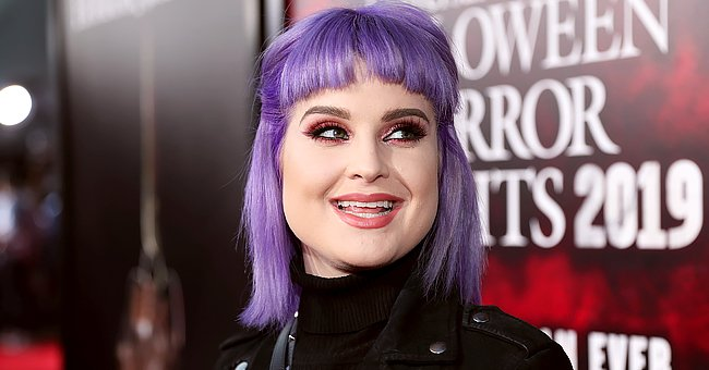 Us Weekly: Kelly Osbourne Says She Feels like Another Person without Her Purple Hair