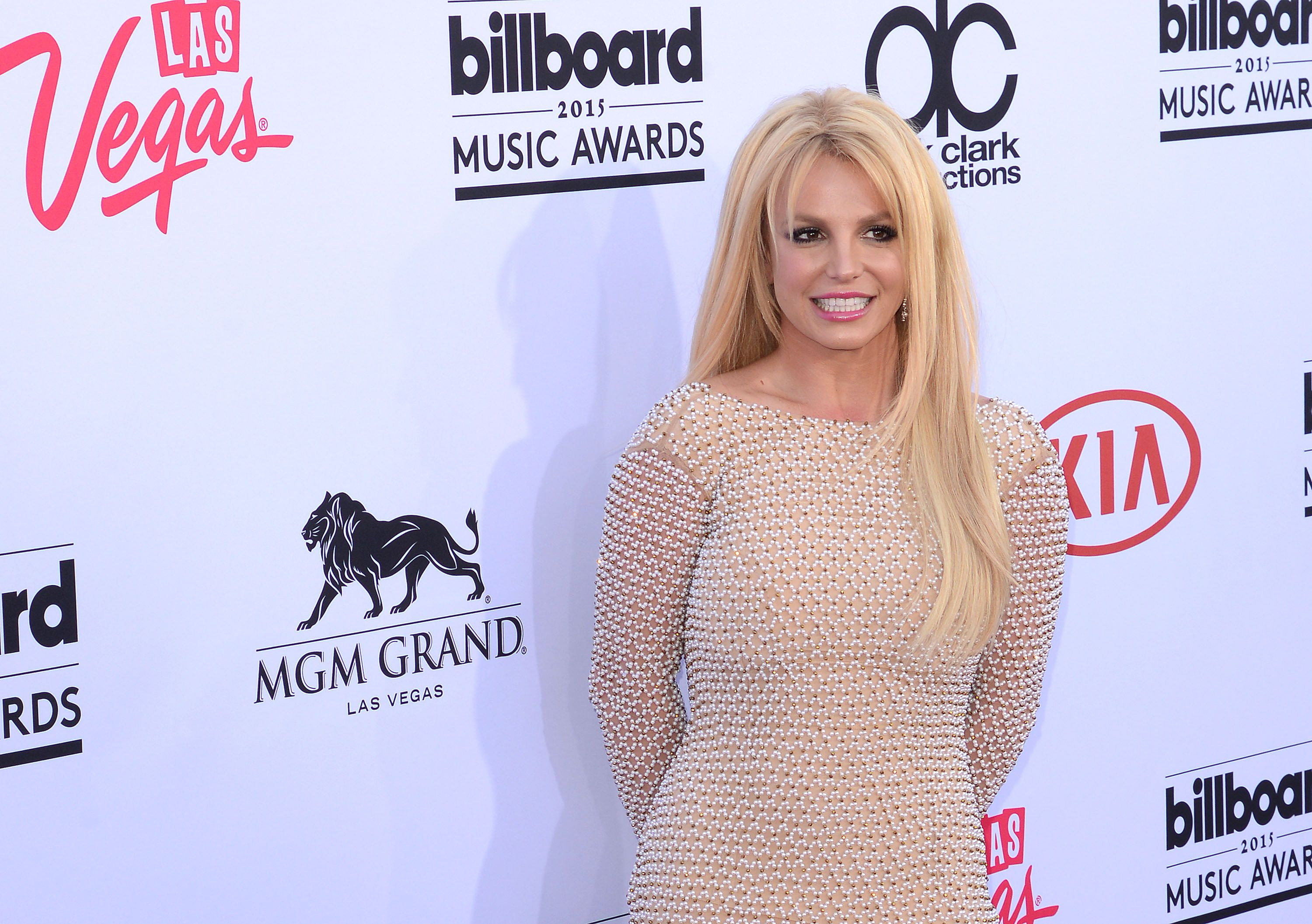 Britney Spears at the 2015 Billboard Music Awards on May 17, 2015   Photo: Getty Images
