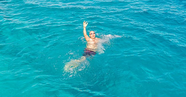 Daily Joke: Man Falls into the Ocean and Waits for God to Save Him