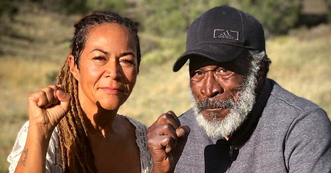 'Good Times' Star John Amos' Daughter Shannon Displays Her Figure in a One-Piece Swimsuit