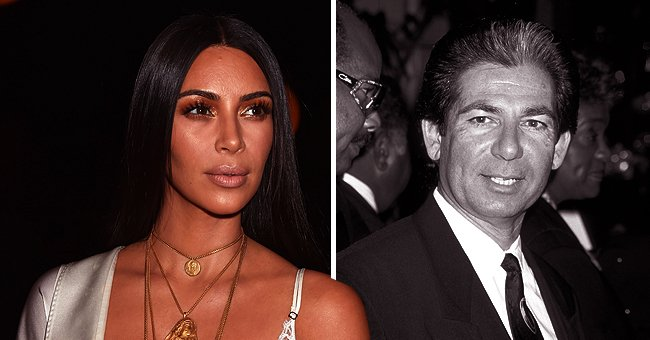 Kim Kardashian Greets Late Father Robert Kardashian on His Birthday with Sweet Throwback Photo of the Two of Them