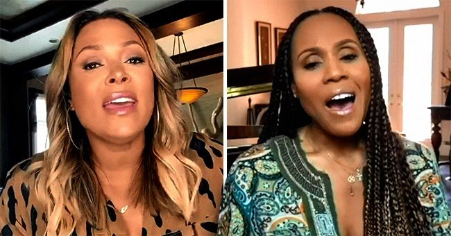 Tamia Hill & Deborah Cox Cover Whitney Houston & Cece Winans' 'Count on Me'