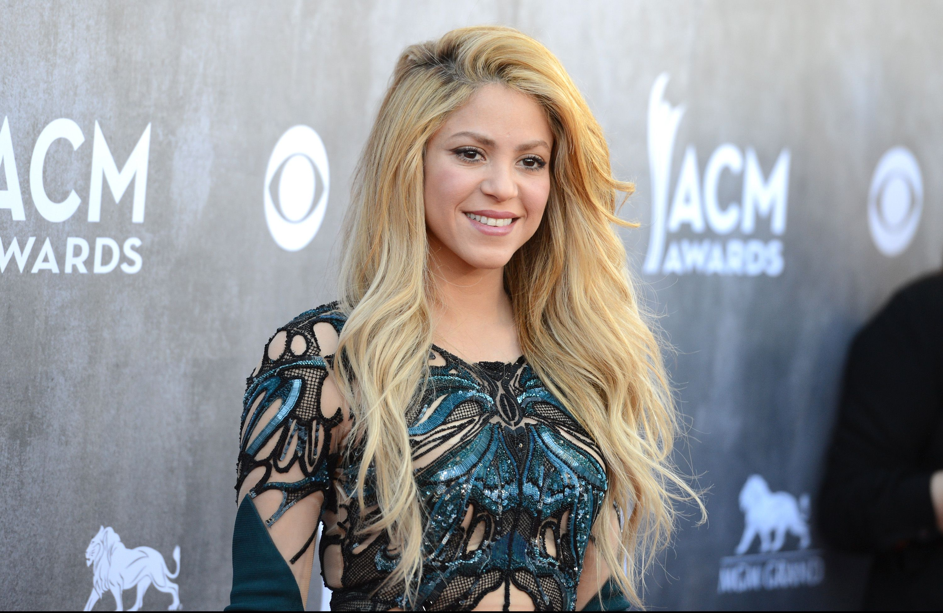 Shakira at the 49th Annual Academy Of Country Music Awards at the MGM Grand Garden Arena on April 6, 2014, in Las Vegas, Nevada | Photo: Jason Merritt/Getty Images