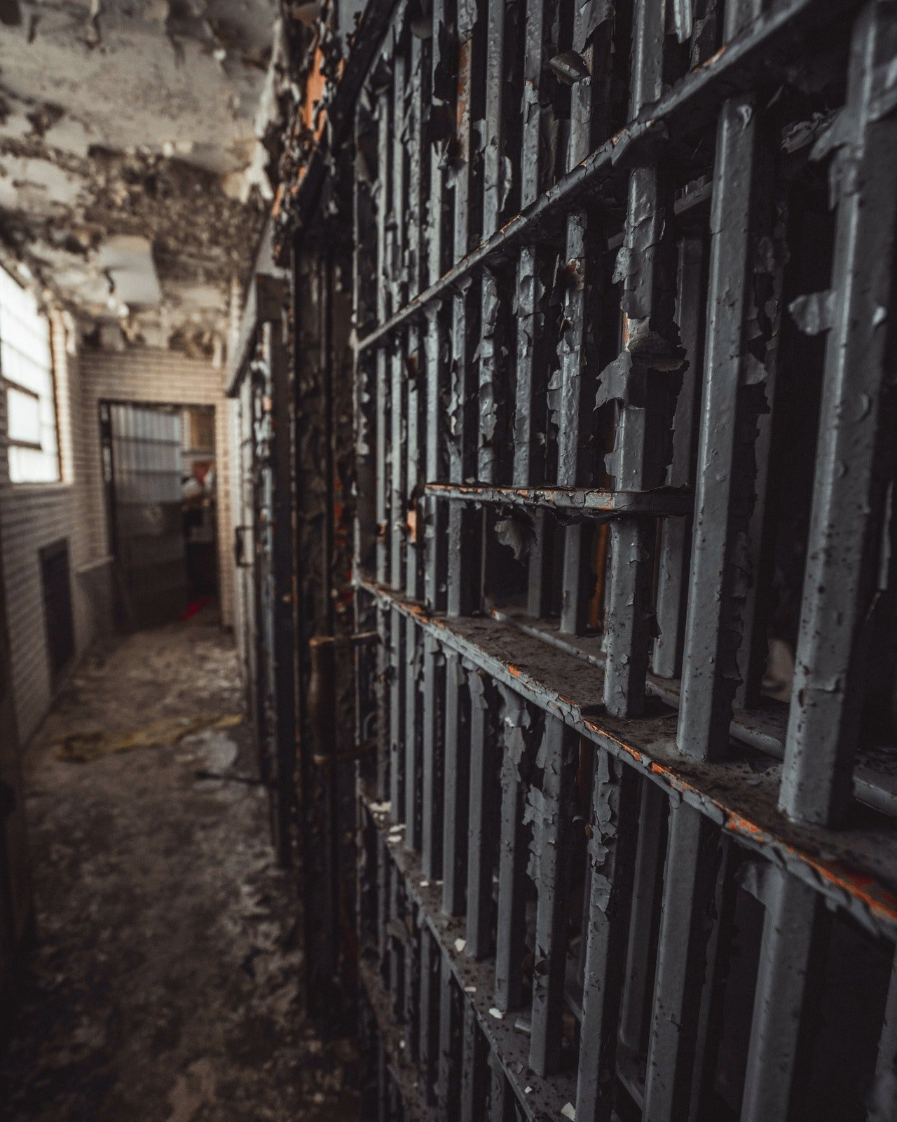 Photo of prison cell | Photo: Pexels