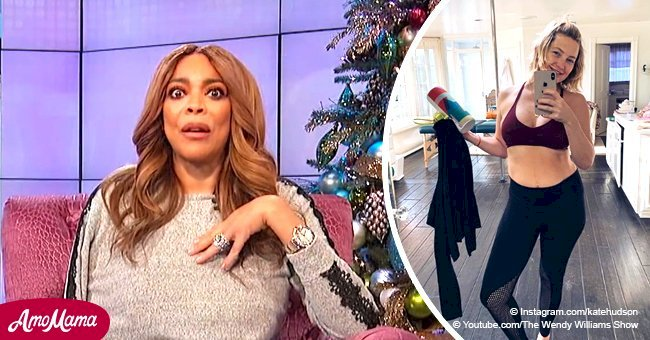 Wendy Williams backs Kate Hudson amid backlash she received for being 'too thin' to lose weight
