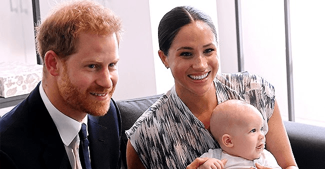 Royal Fans Share Adoring Reactions to 7-Month-Old Archie's First Christmas Card