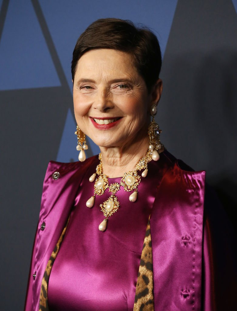 Isabella Rossellini arrives to the Academy of Motion Picture Arts and Sciences' 11th Annual Governors Awards held at The Ray Dolby Ballroom at Hollywood & Highland Center on October 27, 2019 | Photo: Getty Images