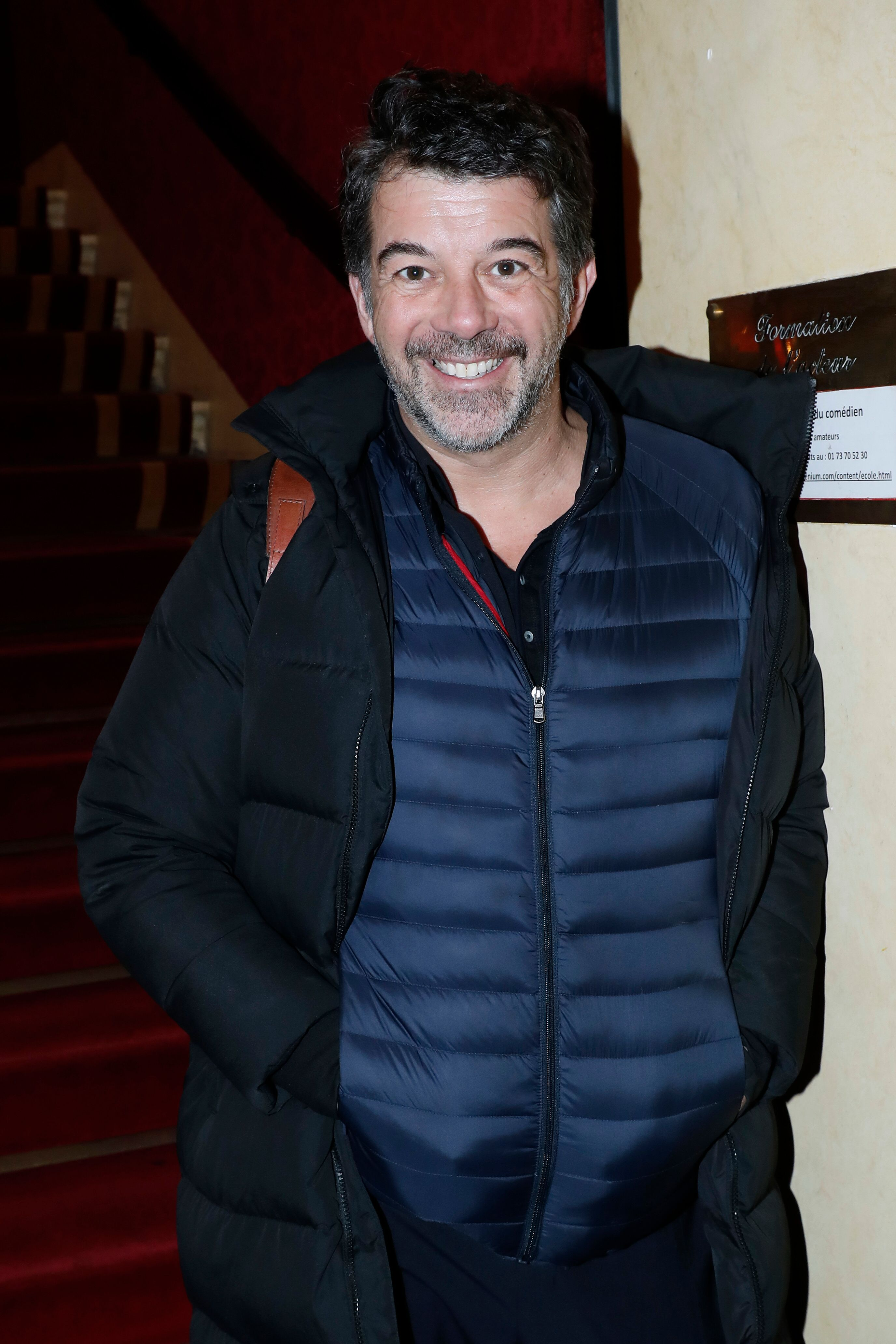 L'animateur Stéphane Plaza. l Source : Getty Images