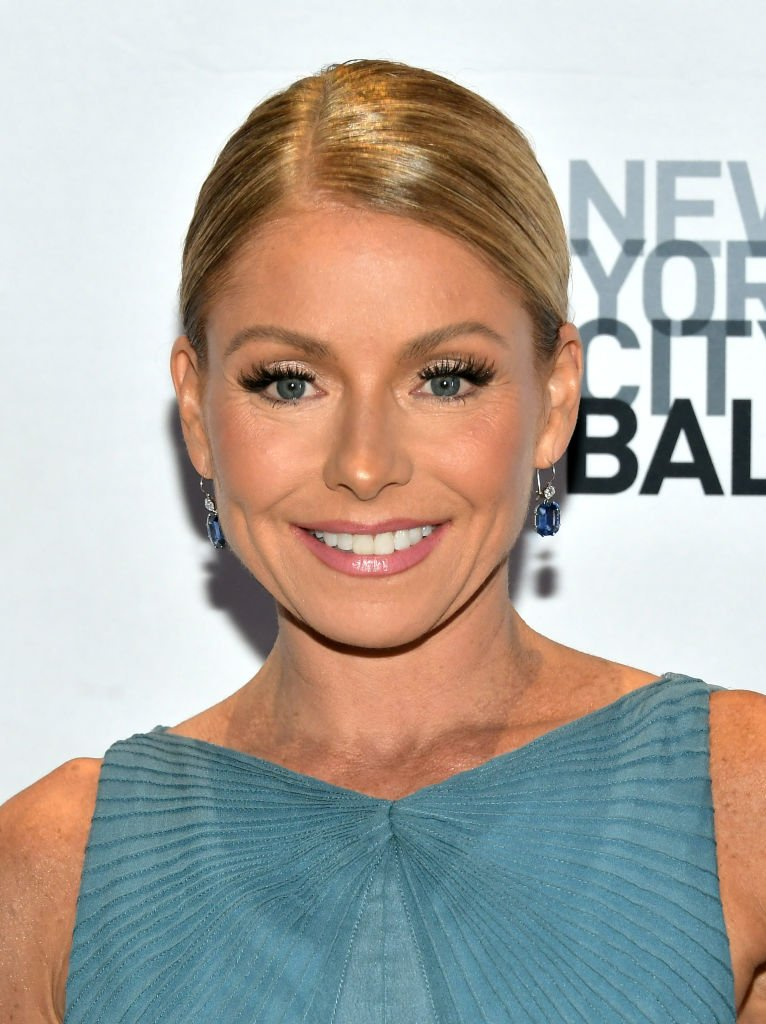 Kelly Ripa attends the 8th Annual New York City Ballet Fall Fashion Gala. | Source: Getty Images