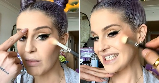 Kelly Osbourne Slams Plastic Surgery Rumors after 85-Pound Weight Loss