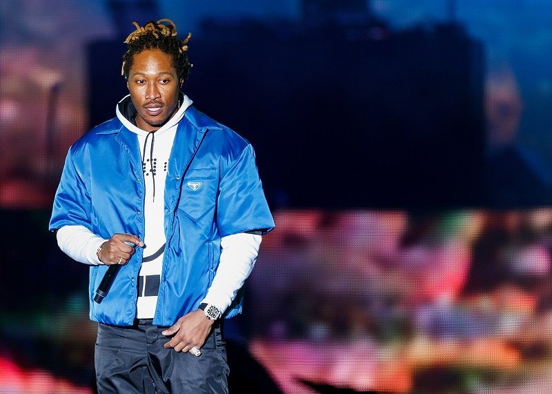 Future on July 6, 2018 in Surrey, Canada | Photo: Getty Images